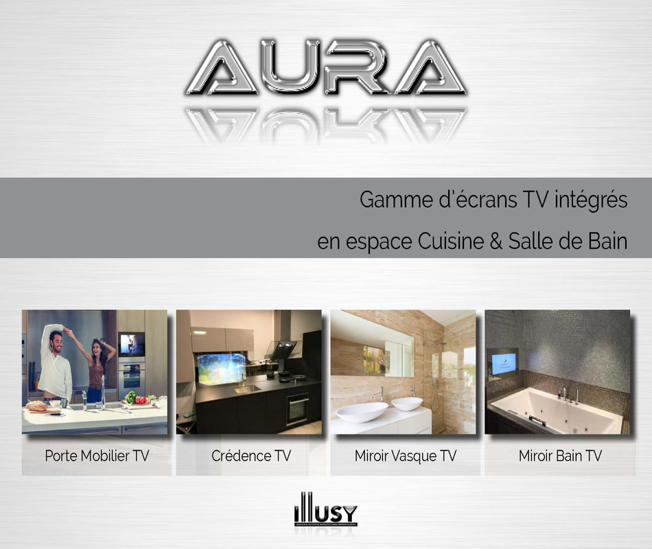 Brochure AURA by Illusy